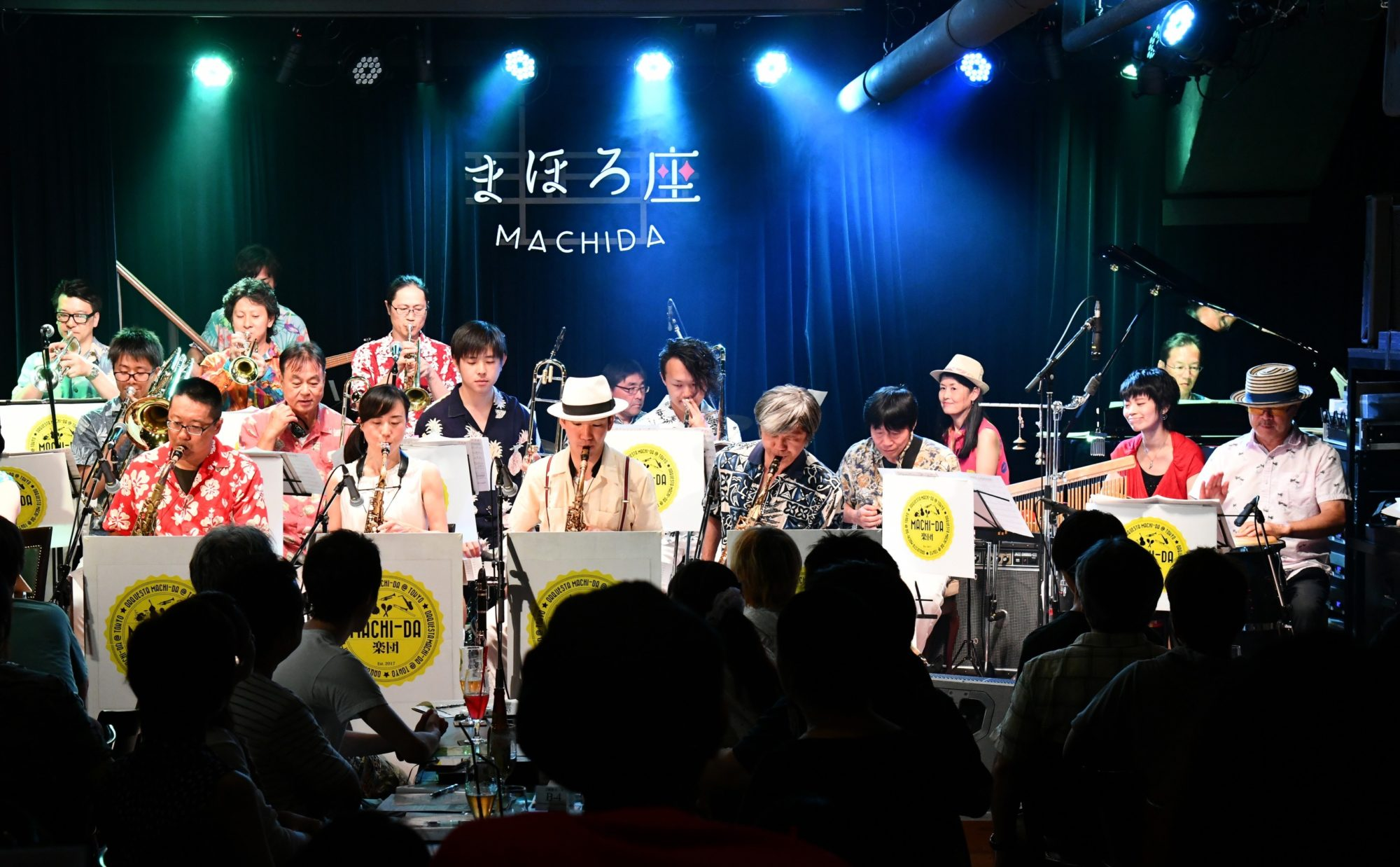 Orquesta Machi-da